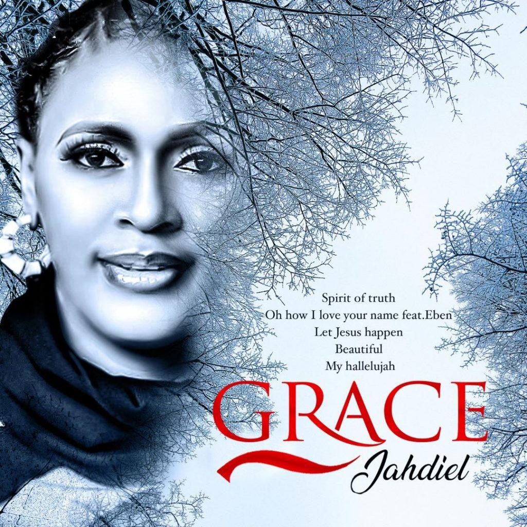 """Jahdiel EP """"Grace"""""""