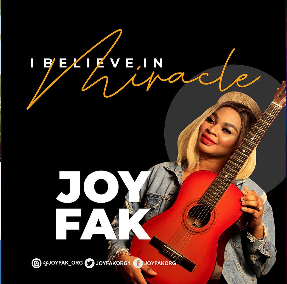 [Music + Lyrics] Joy Fak - I Believe in Miracle