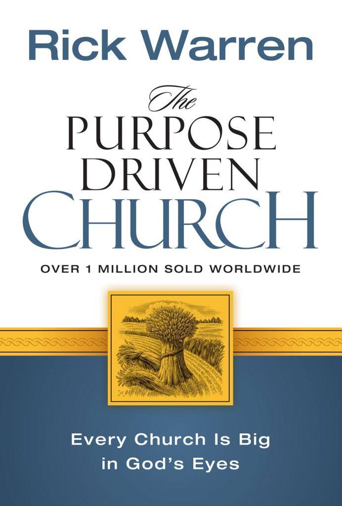 The Purpose- Driven Church |Rick Warren (Free Pdf)
