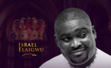 MUSIC: Israel Elaigwu - You Reign
