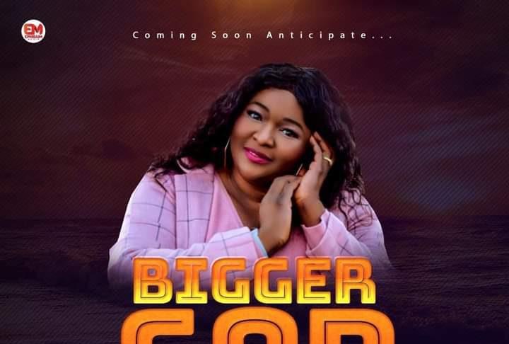 Bigger God - Minister Mercy Sharpe