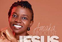 [Music + Lyric Video] Jesus My Pride – Amaka Innocent