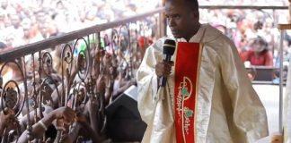 Mbaka apologises: Rev. Fr. Ejike Mbaka apologise to Catholic Church, ask Bishop to rest case
