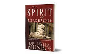 Spirit Of Leadership Myles Munroe pdf
