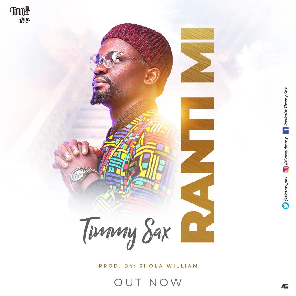 [Music + Lyrics] Timmy Sax - Rántí M