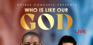 Who Is Like Our God - Dare David ft. Autumn Vaughn | www.ephraimmedia.com